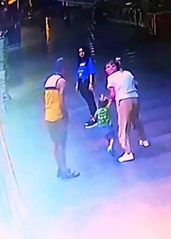 Ağlayan çocuğu kaçırmaya çalıştığı iddia edilen kişi tutuklandı