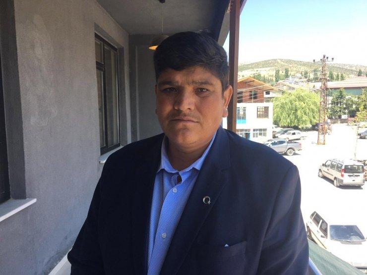 Babasıyla birlikte öldürülen 10 yaşındaki İzzet, geçen yıl kalp ameliyatı olmuş