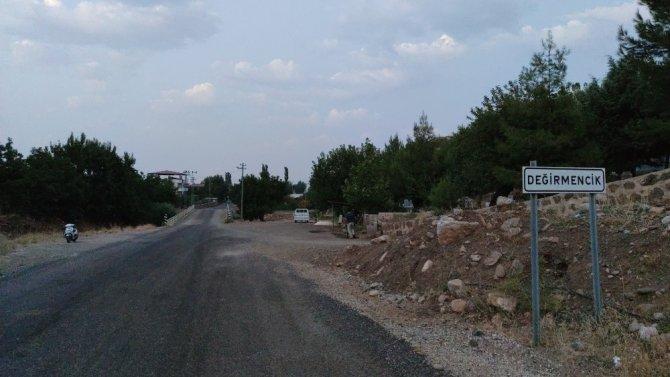 Gaziantep'te mezarlıkta bomba paniği