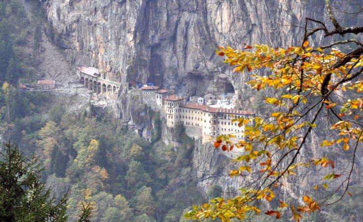 İletişim Başkanlığı'ndan, Sümela Manastırı'na özel internet sitesi