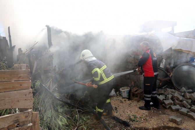 Mardin'de itfaiye ekipleri 1 ayda 901 olaya müdahale etti