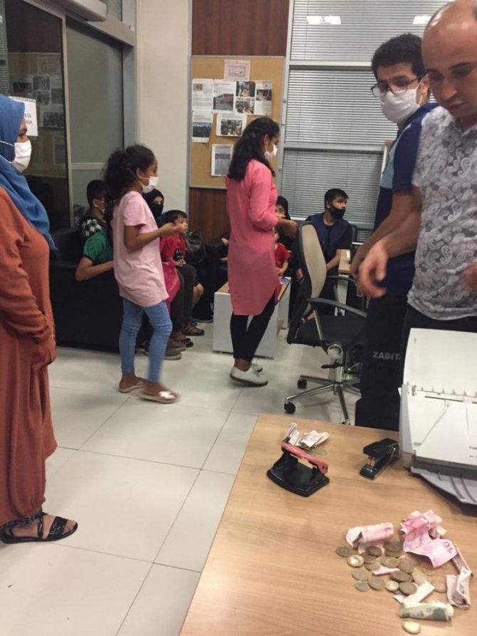 Serdivan'da duygu sömürüsü yapan dilencilere operasyon
