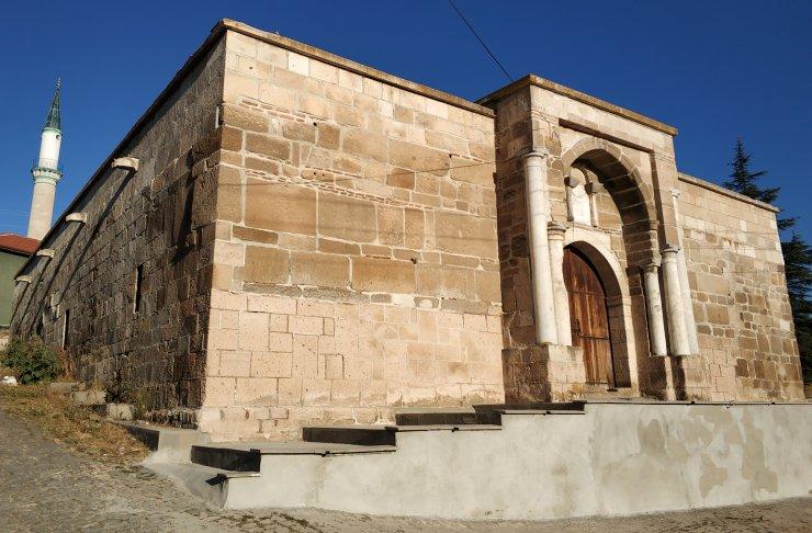 700 yıllık kervansarayda 'korsan' restorasyona suç duyurusu