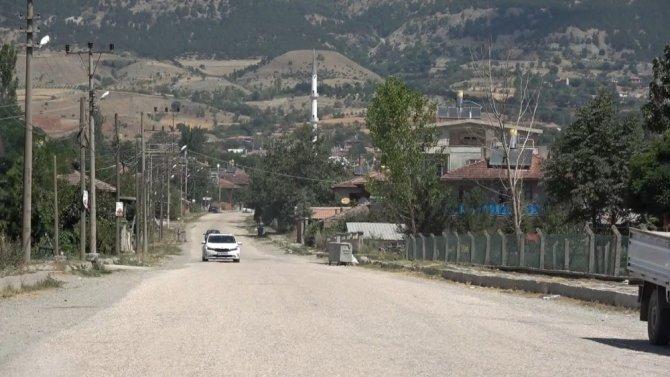 Bin 392 nüfuslu köy, Kurban Bayram arefesinde karantinaya alındı