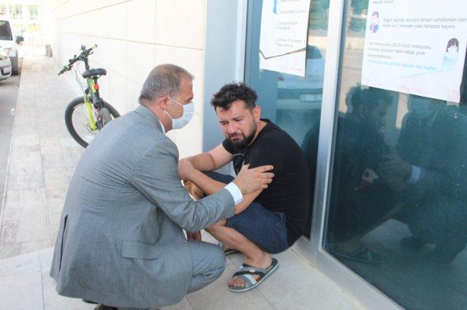 Denizde boğulan kadın polis memurunun cenazesi yakınlarına teslim edildi