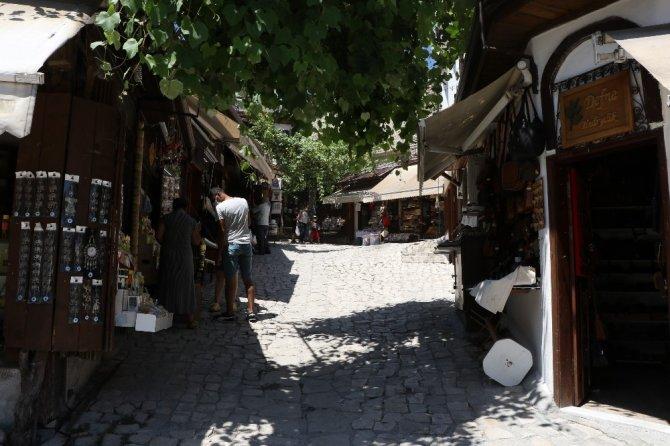 Safranbolu bayram öncesi boş kaldı