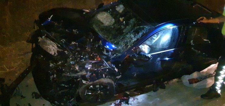 Kazada yaralanan Eren, 3 günlük yaşam savaşını kaybetti