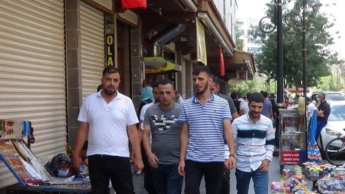Vaka sayısının arttığı Diyarbakır'da çocuklar: