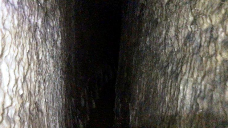 Gizemli bir tünel daha bulundu
