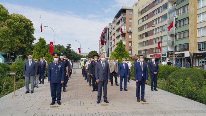 Atatürk'ün Konya'ya gelişinin 100. yıl dönümü törenle kutlandı