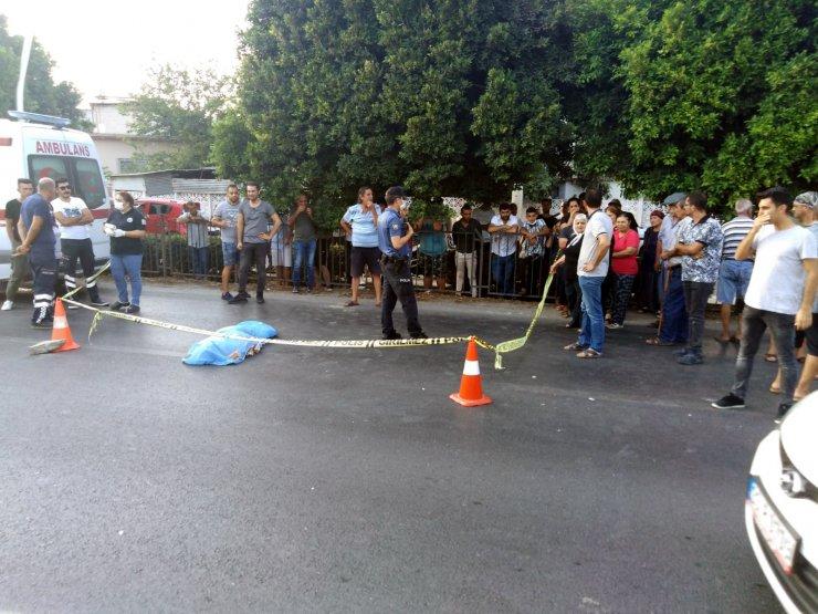 Bayram ziyaretinden dönerken kazada hayatını kaybetti