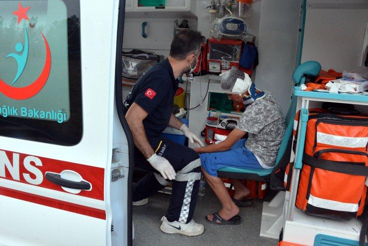 Kahramanmaraş'ta 4 aracın karıştığı zincirleme kaza: 4 yaralı