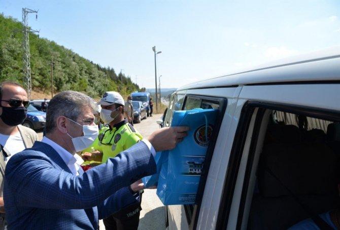 Kurban Bayramında 162 bin 832 trafik personeli görev yaptı
