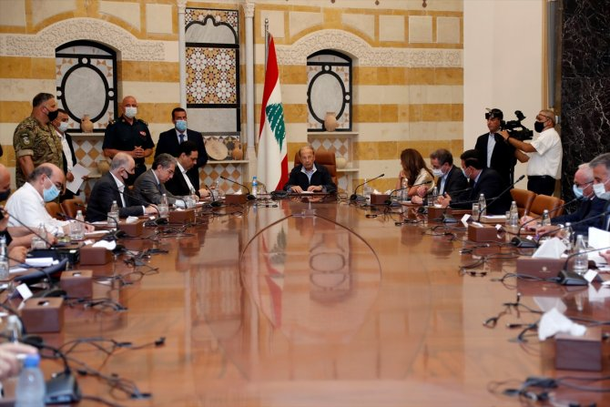 """Lübnan Başbakanı Diyab: """"Sorumlulardan hesap sorulacak"""""""
