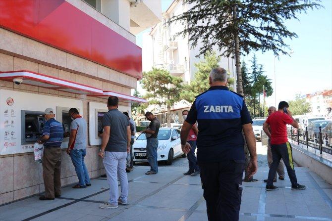 Beyşehir'de zabıtadan işyerlerine yönelik denetim
