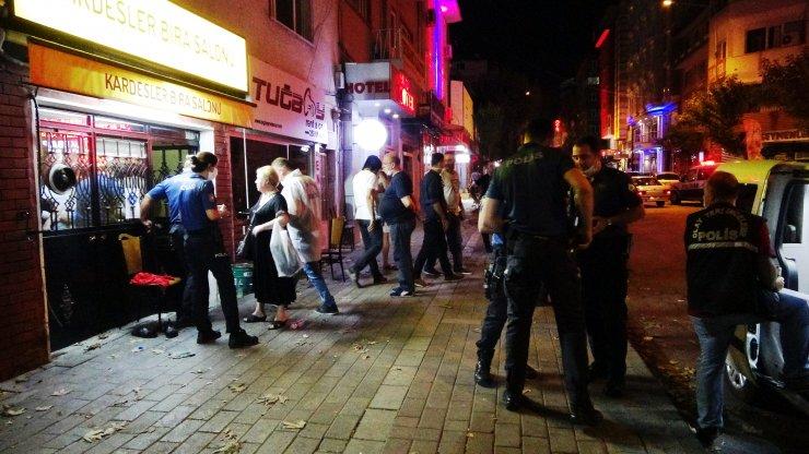 Bursa'da restoranda silahlı kavga, 2 yaralı