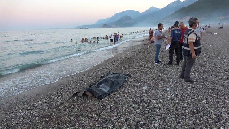 Tatilinin son günü boğuldu