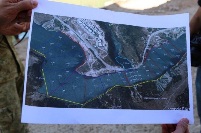 Gülistan için baraj gölü minimum seviyeye düşürüldü