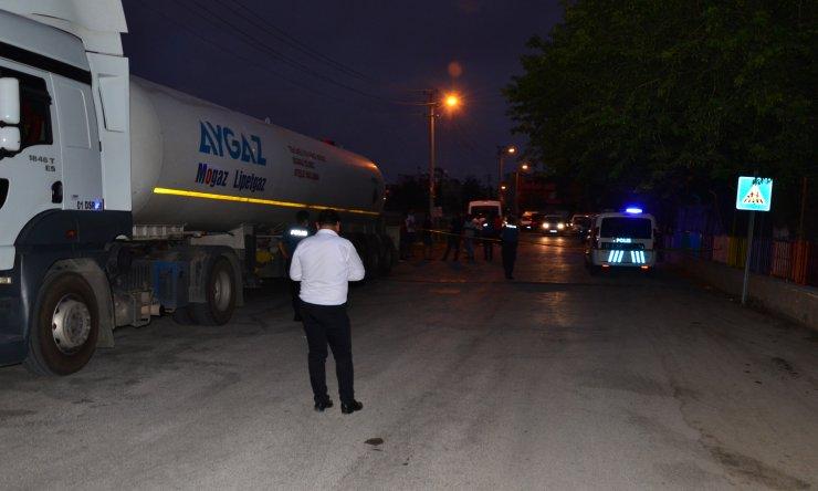 Motosikletli genç silahlı saldırı sonucu öldü