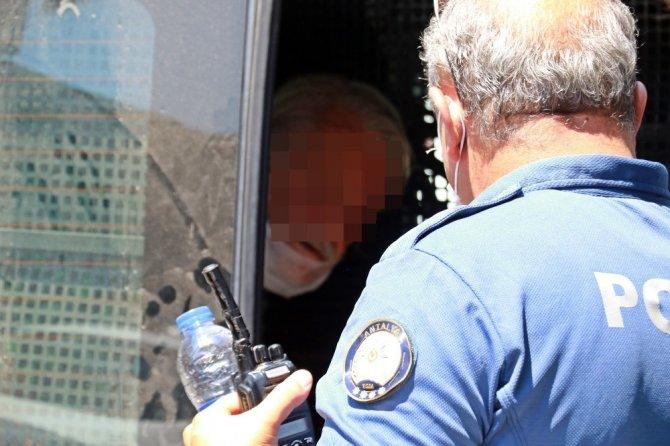 Sanayide erkek çocuğu taciz eden kişi tutuklandı