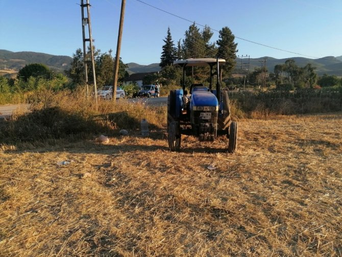 Amasya traktör kazası: 2 yaralı