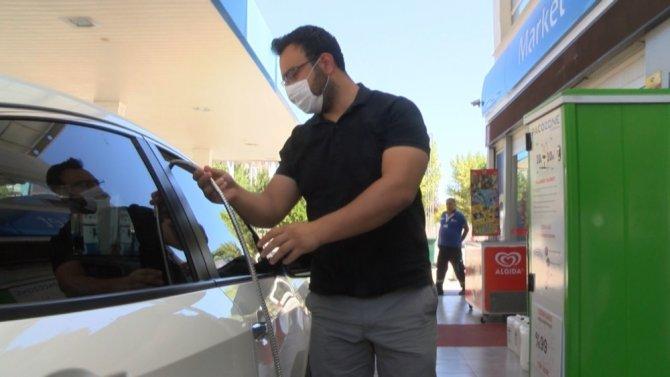 Koronaya karşı 'Ozon Gazı' ile dezenfekte yapılıyor