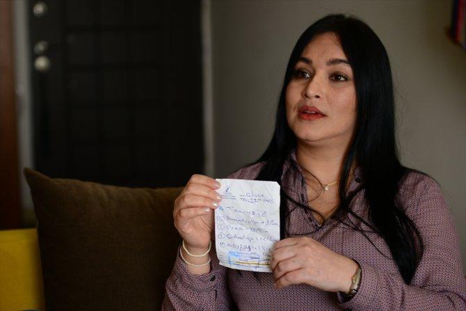 Iraklı kadın gazeteci ve kedisi Klu, Kovid-19'u birlikte yendi