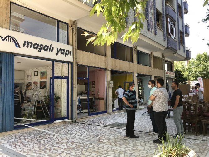 Konya'daki patlama sonrası yaralar sarılıyor