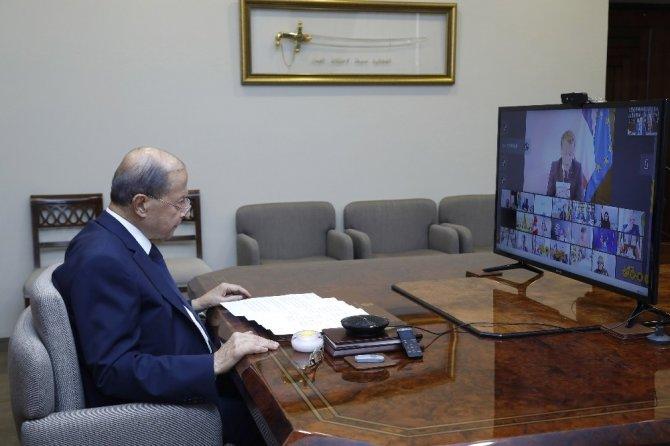Lübnan için gerçekleştirilen yardım kampanyasında 252,7 milyon Euro toplandı