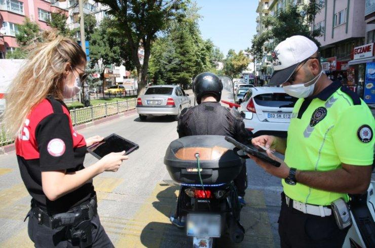 Yurtta 23 bin 250 personelle 'motosiklet' uygulaması