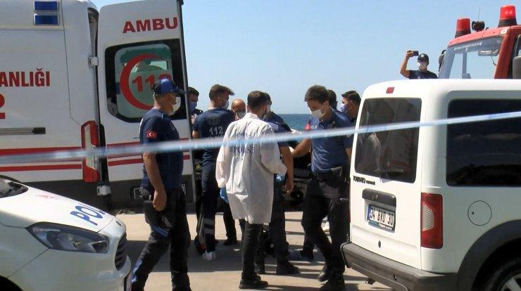 İstanbul Avcılar'da denizden ceset çıktı