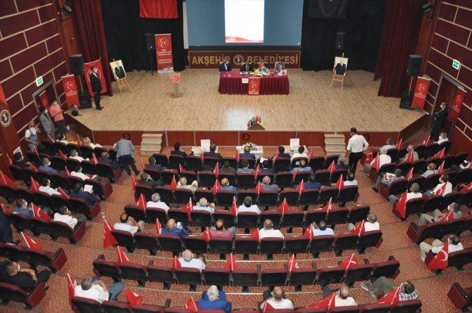 MHP Akşehir İlçe Kongresi