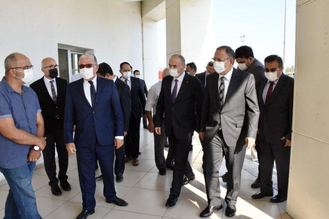AK Parti Genel Başkan Yardımcısı Özhaseki Düzce'de