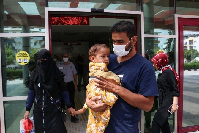 Bakan Soylu devreye girdi, İdlibli Muhammed bebek tetkikler için Türkiye'ye getirildi