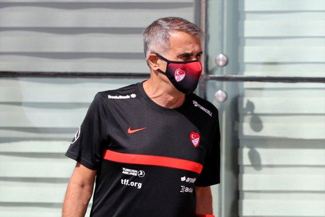 A Milli Futbol Takımı, Belgrad'a gitti