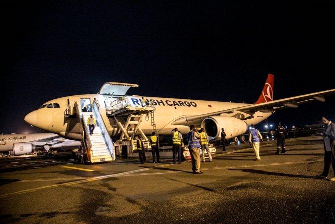 Türkiye ve Katar'dan Sudan'ın Kovid-19'la mücadelesine destek