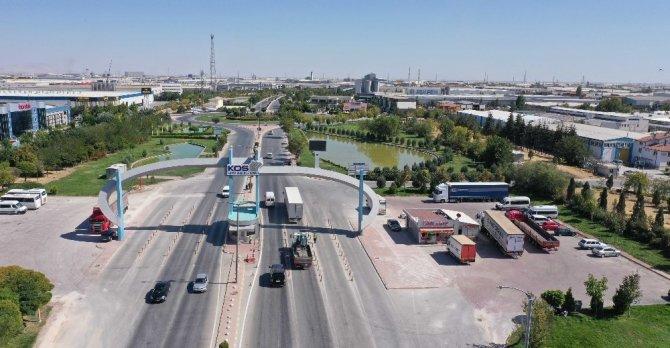 Konya OSB'de 143 parselin tahsisi tamamlandı