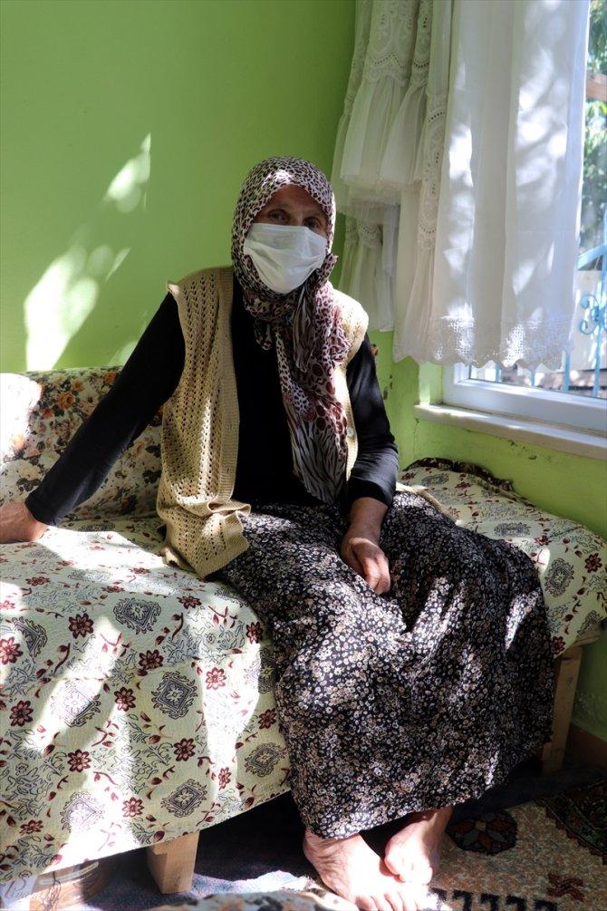 Kovid-19'u yenen 70 yaşındaki Seher Güneş: Hayatım gözümün önünden film gibi geçiyordu