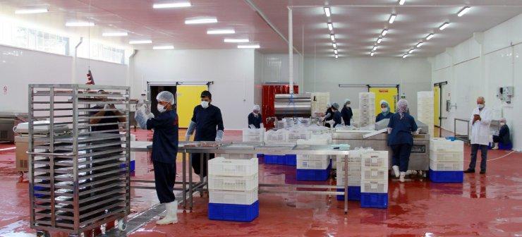 Isparta'dan 401 ton kerevit ihracı