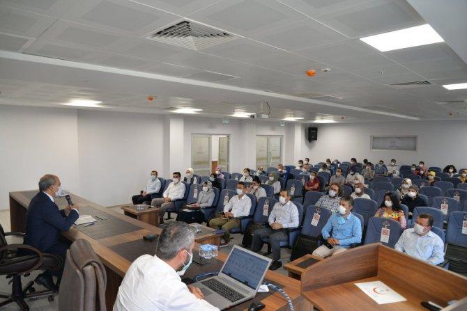 Konya genelinde 80 ekip ile mobil sağlık hizmeti devam ediyor