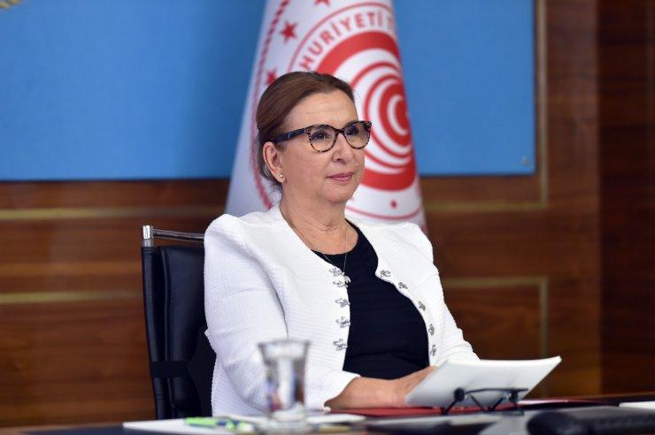 Bakan Pekcan: Almanya ile başlayan ticaret heyet görüşmeleri devam edecek