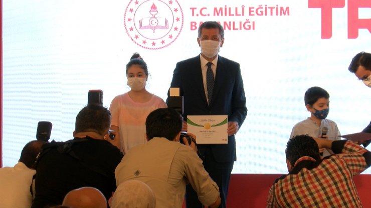 Bakan Selçuk: Uzaktan eğitimde dünyadaki 3-5 ülkeden bir tanesi Türkiye