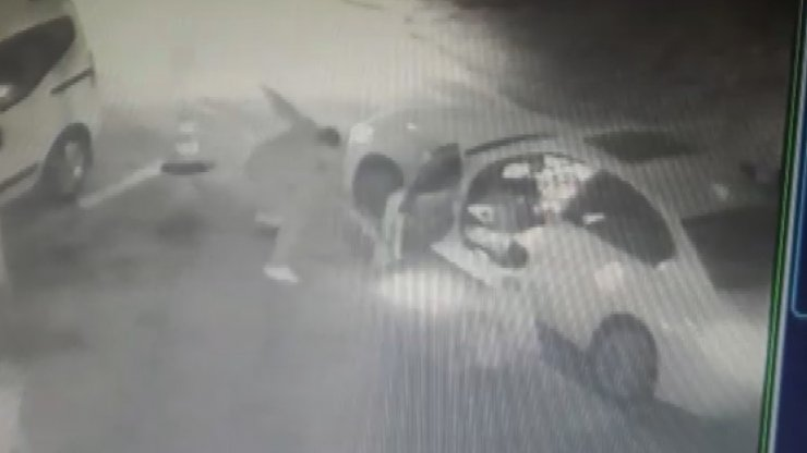 Karagümrük Spor Kulübü'nün eski başkanına silahlı saldırı