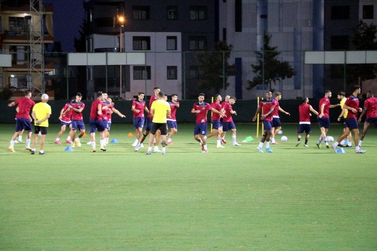 Aytemiz Alanyaspor, Rosenborg hazırlıklarını sürdürdü