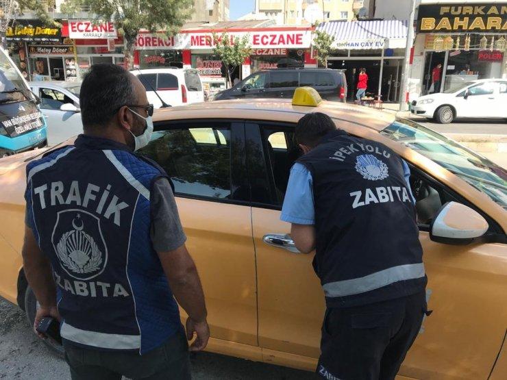 Van'da korona kurallarına uyulmayan toplu taşıma araçlarının sahiplerine 30 bin TL ceza