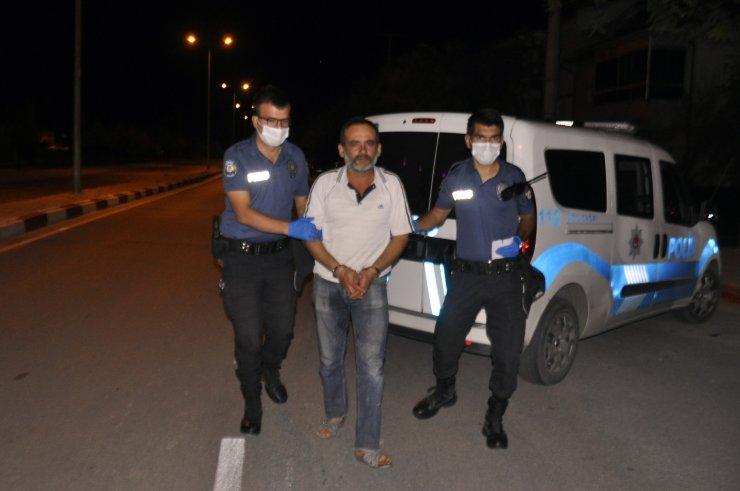 Konya'da bacağından vurduğu eşini 170 kilometre mesafedeki Karaman'a götürdü