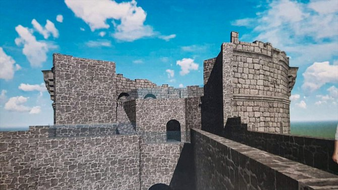 Diyarbakır Surları işlevlendirilerek turizme kazandırılacak