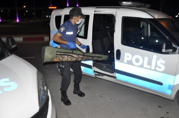 Eski eşini vurup, aracıyla 170 kilometre götüren şüpheli tutuklandı