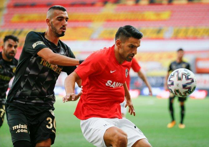 İzmir'de 4 gol var, kazanan yok
