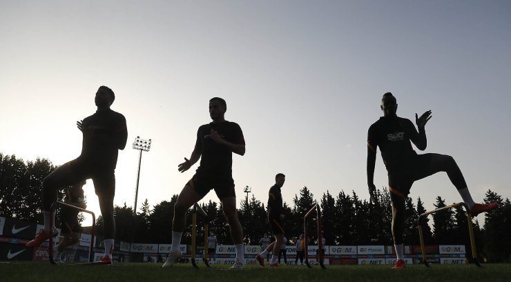 Galatasaray, Fenerbahçe derbisine hazır
